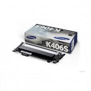 Samsung CLP-360 (CLT-K406/ELS) Svart Lasertoner, Original 1500 print