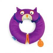 Trunki Yondi Travel Pillow - Ollie the Owl Purple Ride On
