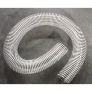 Extra lange slang 3.5 mtr voor mestzuiger / paddockcleaner
