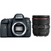 Canon EOS 6D Mark II + 24-70mm F/4L IS USM - 2 Anni Di Garanzia in Italia