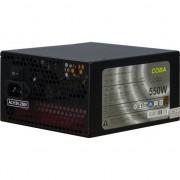 Sursa alimentare inter-tech CobaPower 550W 550W 80+ BRONZE (88882065)