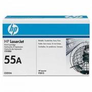 Toner HP 55A CE255A, 6000str