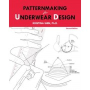 Patternmaking for Underwear Design: 2nd Edition, Paperback