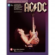Hal Leonard AC/DC - Guitar Signature Licks