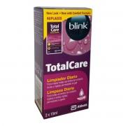 Blink Total Care Reiniger Harte Kontaktlinsen 2x15ml
