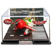 Disney / Pixar PLANES Exclusive 1:43 Die Cast Plane In Plastic Case El Chupacabra