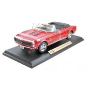 Maisto New 1:18 1967 Chevrolet Camaro Rs/Ss 396 Special Edition Diecast in Red