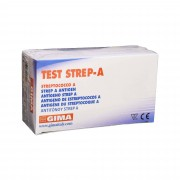 Gima Test Strep-A Tarjeta