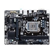 Gigabyte Ultra Durable GA-H110M-H Desktop Motherboard - Intel Chipset - Socket H4 LGA-1151