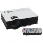 HyTouch Branded UNIC UC40+ High Quality LED Projector with USB/AV/SD/HDMI/VGA/IR Inputs