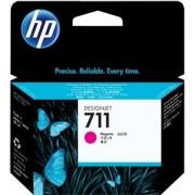 Cartus cerneala HP Designjet 711, 29 ml (Magenta)