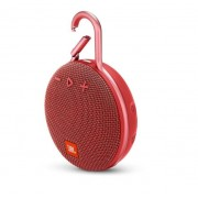 SPEAKER, JBL CLIP 3, ultra-portable, Bluetooth, Red (JBLCLIP3RED)
