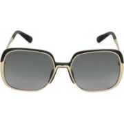 Marc Jacobs Over-sized Sunglasses(Grey)