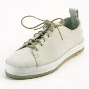 Sneaker, grijsbeige 36