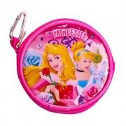 Disney Hercegnők rózsaszín kerek kézitáska