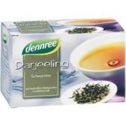 Ceai Ecologic Negru Darjeeling Dennree 1.5gr x 20pl
