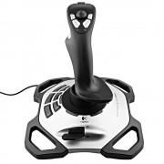 Joystick Logitech Extreme 3D PRO 12 botones programables 8 vías, 963290-0403