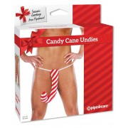 Pipedream Christmas Xmas Candy Cane G String Underwear 813400