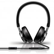 Philips Fidelio HiFi M1 - аудиофилски слушалки с микрофон за iPhone, iPad, iPod