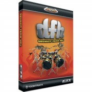 Toontrack - EZX Drumkit from Hell Sounds für EZ Drummer DVD