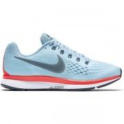 Nike Air Zoom Pegasus 34 - scarpe running neutre - donna - Light Blue/Pink