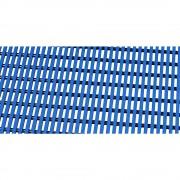 Bodenmatte für Dusch- und Umkleideraum Weich-PVC, 10 m Rolle Breite 800 mm, blau