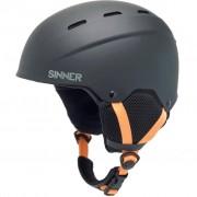 Sinner Prijs Topper Bingham Kids50-54 55-58 59-62 junior helm - Zwart - Size: 55