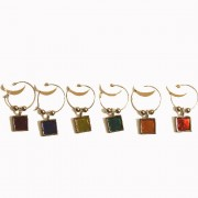 Wine Charms - Squares