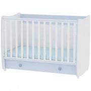 Детско легло Dream Бяло със Синьо 2016, 10150420022A
