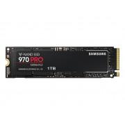 SSD Samsung 1TB crna, 970 PRO, MZ-V7P1T0BW, M2 2280, M.2, NVMe, 1GB, 60mj