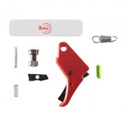 Apex Tactical Specialties Inc Red M&P Shield Action Enhancement Trigger - Red M&P Shield Action Enha