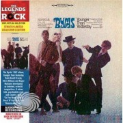 Video Delta Byrds - Younger Than Yesterday - CD