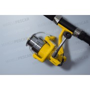 Combo Spinning Tica, Lanseta Cambria-Y 2.13m/10-20lbs/2buc + Mulineta Cambria LD2000, 5 Rulmenti