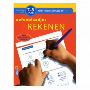 Lobbes Oefenblaadjes Rekenen (7-8 J.)