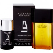 Azzaro Azzaro Pour Homme coffret II. Eau de Toilette 100 ml + desodorizante em stick 75 ml