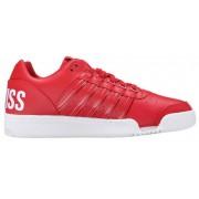 K Swiss tennisschoenen Gstaad Big Logo heren rood maat 41