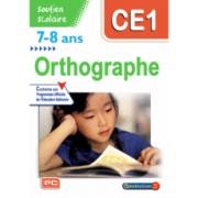 Soutien scolaire - Orthographe CE1