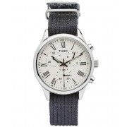 Timex Weston Avenue Dirty Washed Trad Reps Blue