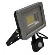 LED осветление, V-Tac LED Прожектор Сензор, 20W SMD VT-4820, Студена