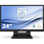 Philips 242b9t/00 Monitor Pc 23.8 Pollici Touch Ips Hdmi Dvi Vga Displayport - 242b9t/00 Monitor Lcd Con Smoothtouch 242b9t/00