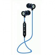 View Shoppers Inext 87 BT Bluetooth Earphone Bluetooth Headset with Mic (Multicolor in The Ear)
