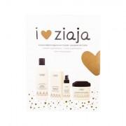Ziaja Argan Oil confezione regalo shampoo 300 ml + maschera per capelli 200 ml + siero per capelli 50 ml