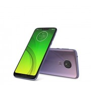 Motorola Moto G7 Power (64 GB, 4 GB) 6.2 pulgadas, Snapdragon 632, (GSM solamente) Dual SIM desbloqueado de fábrica Global 4G LTE (T-Mobile, AT&T, Metro, Straight Talk) Modelo internacional XT1955-4 (Violeta)