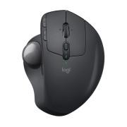 Miš Logitech MX Ergo Wireless Trackball, Optički, USB wireless, tamno siva, 24mj, (910-005179)