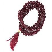 Jaipur Gemstone Natural Sulemani Hakik Mala 100% Original Red Agate mala