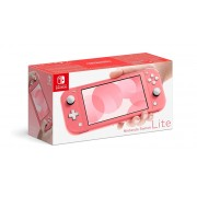 Nintendo Switch Lite (Coral) Nintendo Switch