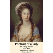 Portrait of a lady (kit goblen)