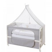 Roba kinderledikantje, »Room bed, Heartbreaker« - 349.00 - wit - Size: ligoppervlak: 60X120 cm