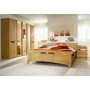HOME AFFAIRE slaapkamermeubelen in 4-delige set »Sarah«, met ledikant 180x200 en 5- of 6-deurs kast