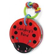Ladybug's Pond: Bathtime Fun with Rattly Rings and a Friendly Bug Pal/Small World Creations